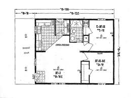 1 bedroom small house floor plans