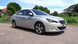 peugeot 408 coupe for sale 2016 peugeot 408 e thp start up and full vehicle tour youtube