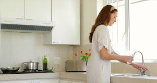 loisir cuisine femme cuisine tulipe 4k stock 833 477 898 framepool