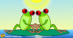 anniversary ecard frogs happy anniversary ecard view the popular frogs happy