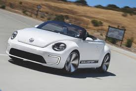 volkswagen electric concept next gen vw beetle to have electric powertrain rwd layout report