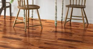 Strip Laminate Flooring Midland Pecan Smooth Laminate Floor Medium Pecan Wood Finish 8mm