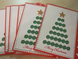 make homemade christmas cards ne wall