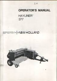 new holland 273 manual