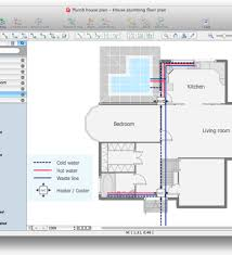 House Plumbing System Floor Plan Likewise Plumbing Floor Plan On Plumbing System Floor