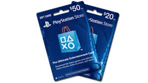 ps4 gift card psn cards