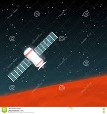 mars clipart space probe pencil and in color mars clipart space