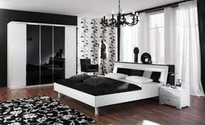bedroom beige neutral color black bed decor brown and white