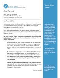 cfni direct mail fundraising letter u2013 fresh idea copywriting