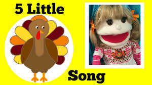 thanksgiving poems for preschoolers five little turkeys thanksgiving songs for children 5 little
