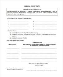 medical leave certificatemedical certificate format medical