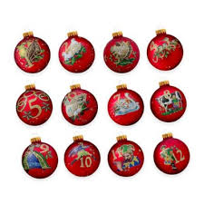 buy tree ornament sets from bed bath beyond