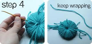 how to make the perfect pom pom inklings u0026 yarns
