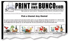 bunco party bunco party archives tara reed designs