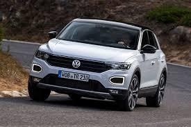 volkswagen t roc 2017 review autocar