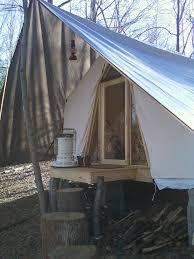 tent living april 2012