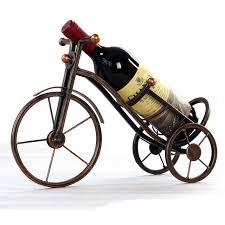 continental creative wine racks home decor red wine bottle holder