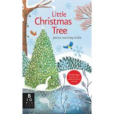 little christmas tree book by jessica courtney tickle jojo maman