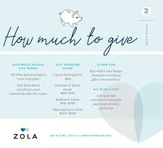 register wedding gifts wedding gifting 101 advice from zola san diego wedding planner