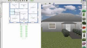 turbo floor plan 3d návrh zahrady turbofloorplan dům interriér zahrada špinar
