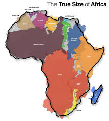 Europe And Africa Map by African Adventures Lucy Stanton African Map