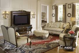 How Much Is A Living Room Set Buy Imperial Court Living Room Set By Aico From Www Mmfurniture