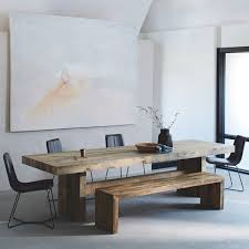 West Elm Furniture by Emmerson Reclaimed Wood Dining Table West Elm Au