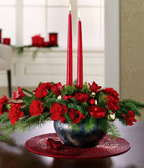 Christmas Centerpiece Images - merry u0026 bright centerpiece at from you flowers