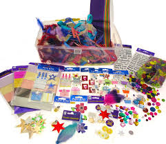 bumper craft kits ideal for a crafty kids party u2013 creativity