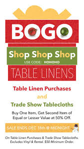 bright settings table linen rental 167 best bright settings promotions sales images on pinterest