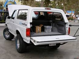 ford prerunner truck 1996 ford bronco 2008 off road expo picture supermotors net