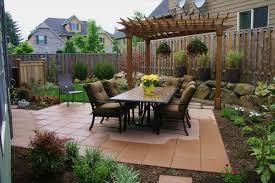 Desert Patio Ideas On A Budget Small Backyard Yard Backyard Desert Landscaping