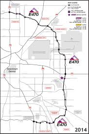 Aurora Colorado Map by Broomfield Economic Development Highways