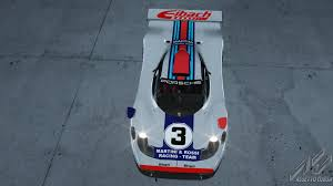 martini rossi racing porsche 911 gt1 1998 martini racedepartment