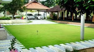 House Garden Designs In Kerala