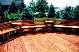 deck bench brackets deck benches plans u2013 indoor and outdoor