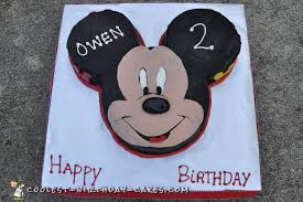mickey mouse cake 150 coolest mickey mouse cakes for birthday and boys