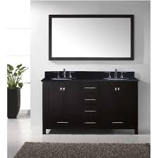 caroline avenue 60 u0027 u0027 double bathroom vanity set in multiple