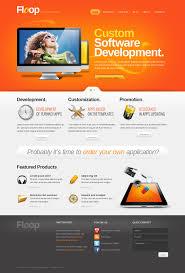software company wordpress theme 40435