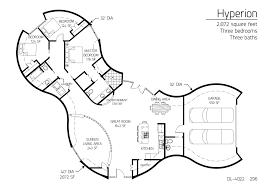 floor plan dl 4022 monolithic dome institute