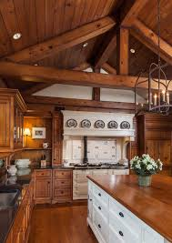 Farm Chandelier New York Modern Lift Top Ceiling Kitchen Farmhouse With Bookcase