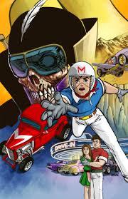 speed racer 2 cover art lee kohse