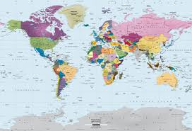 France On The World Map by Buy Wall Map Of The World You Can See A Map Of Many Places On