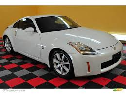 nissan coupe 2005 2005 pikes peak white pearl nissan 350z enthusiast coupe 13895000