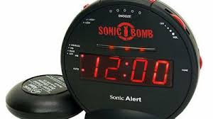 bedroom clocks 11 alarm clocks for heavy sleepers health