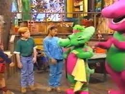Barney And The Backyard Gang Cast Let U0027s Show Respect With Barney Custom Barney Wiki Fandom