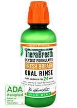 kosher mouthwash tooth paste for therabreath