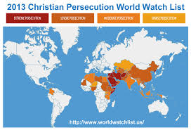 Middle East Map Countries by Top 10 Countries Where It Is Most Dangerous To Practice Christianity