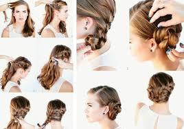 Frisuren Zum Selber Machen F Kurze Haare by Oktoberfest Frisuren Zöpfe Selber Machen Mode Frisuren