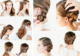 Frisuren Kurze Haar Selber Machen by Oktoberfest Frisuren Zöpfe Selber Machen Mode Frisuren